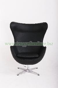 Chinese Arne Jacobsen Egg Chair