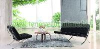 Modern Barcelona Lounge Chair