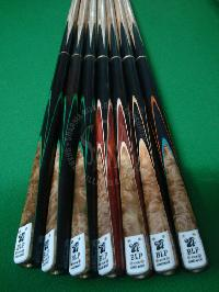 BLP Customised Shaft Snooker Cues