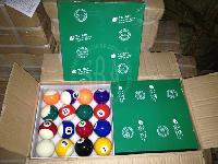 China Pool Balls