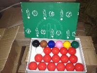 China Snooker Balls