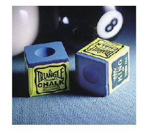 Triangle Billiard Chalks