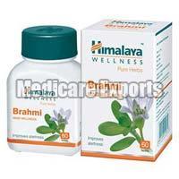 Himalaya Brahmi Mind Wellness Tablets