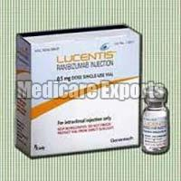 Lucentis Injection