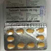 Tadalafil Tablets (20mg)