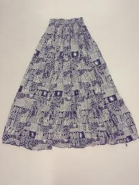 Ladies Long Skirts=>Ladies Long Skirt 03
