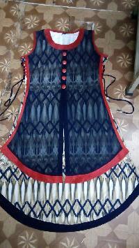 Ladies Short Kurtis=>Ladies Short Kurtis 05
