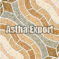 30 x 30 Vitrified Parking Tiles (Gold 14)