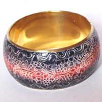 Brass Designer Bangles