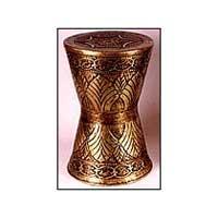 Brass Fine Stool
