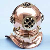 Copper Helmet