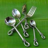 Handmade SS Cutlery