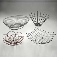 Iron Baskets