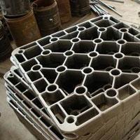 Heat Resistant Steel Tray Casting