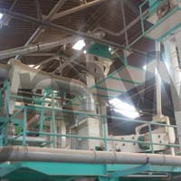 Wheat Cleaning Plant 02