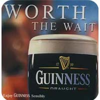 Beer Coaster 06