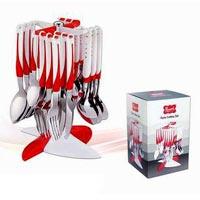 Flute Cutlery Set