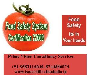 FSSC 22000 Certification in Delhi, Bikaner, Kashipur,Jaipur