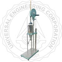 Mechanical  Type Beating & Freeness Tester (UEC-2002 A)