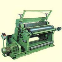 Heavy Duty Corrugation Machine