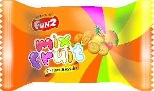 Minees Mix Fruits Biscuits (13GM)