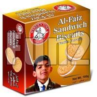 Alfaiz Cream Sandwich Biscuits