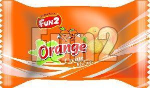 Orange Cream Biscuits (13GM)