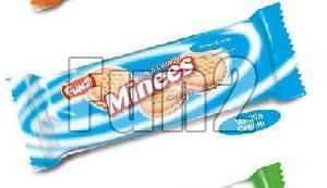 Vanilla Cream Minees Sandwich Cookies