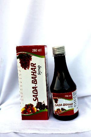 Sada Bahar Syrup
