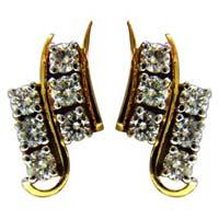 Diamond Earrings (1721-TP)