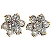 Diamond Earrings (1773-TP)