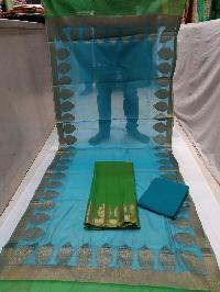 Banarasi Silk Unstitched Suits 03