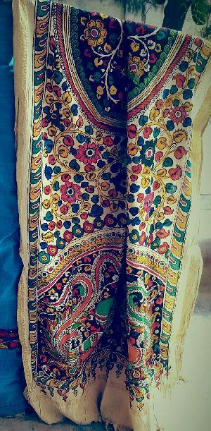 Kalamkari Dupatta 09