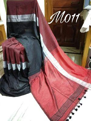 Madhyamoni Khadi Cotton Saree (M011)