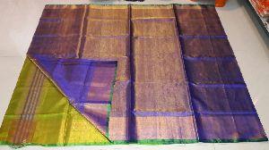 Uppada Tissue Silk Saree 07
