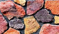 Volcanic Rock Series Castle Stone (GB-R03)