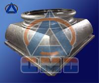 Aluminium Curved Panel (CMD-DC008)