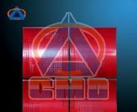 Aluminium Curved Panel (CMD-SC006)