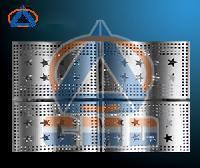 Aluminium Curved Panel (CMD-SC007)