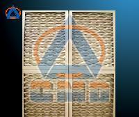 Aluminium Expanded Metal Mesh Panels