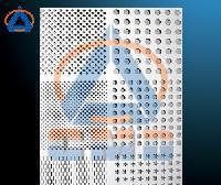 Aluminium Perforated Panel (CMD-P002)