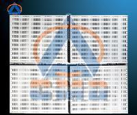 Aluminium Perforated Panel (CMD-P008)