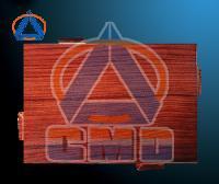 Aluminium Stone Wood Panel (CMD-SW009)