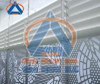 Aluminium CNC Cutting Hollow Panel (CMD-CH003)