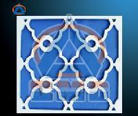 Aluminium CNC Cutting Hollow Panel (CMD-CH004)