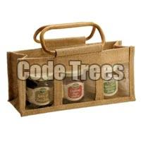 Jute Bottle Bag 02