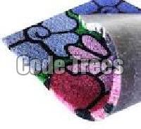 PVC Bleached Coir Printed Mats