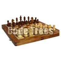 Wooden Chess Set 01