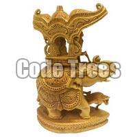 Wooden Statue 04