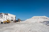 Salt Heaping